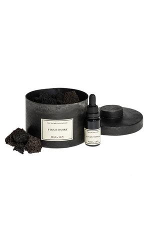 Mad et Len Pot pourri black lava - figue noire - small