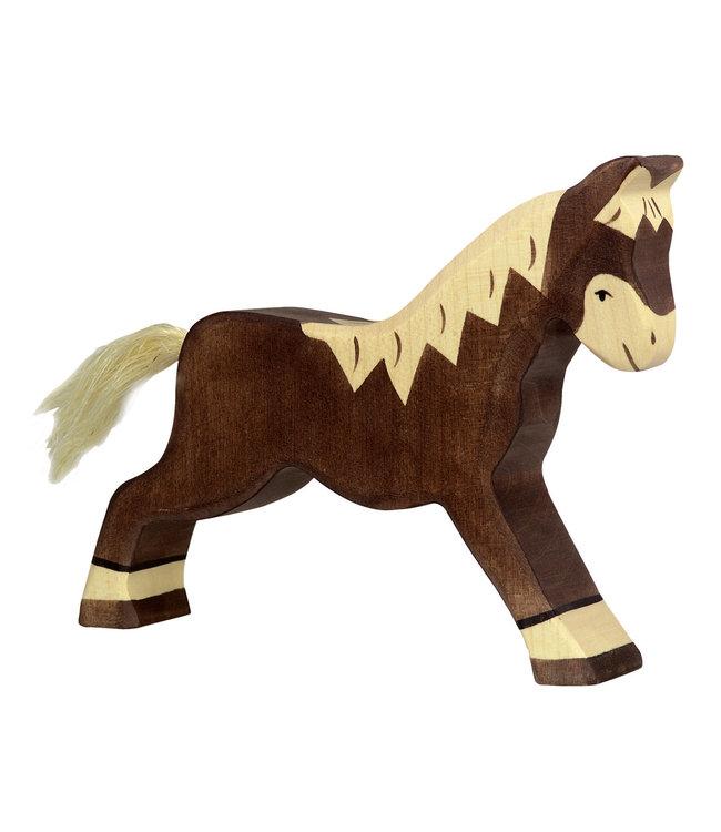 Holztiger wildernis - paard