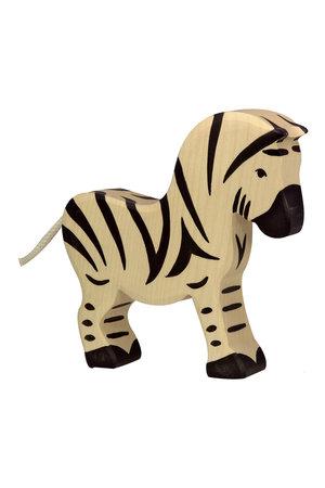 Holztiger wildernis - zebra