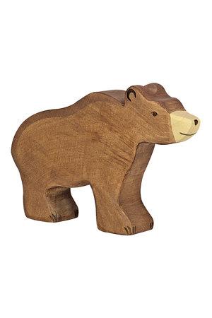 Holztiger Holztiger wildernis - bruine beer