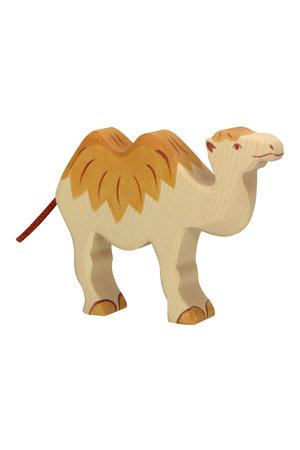 Holztiger wildernis - kameel