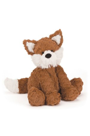 Jellycat Limited Huge fuddlewuddle fox