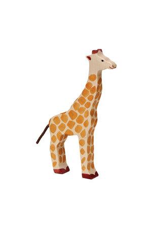 Holztiger wildernis - giraf
