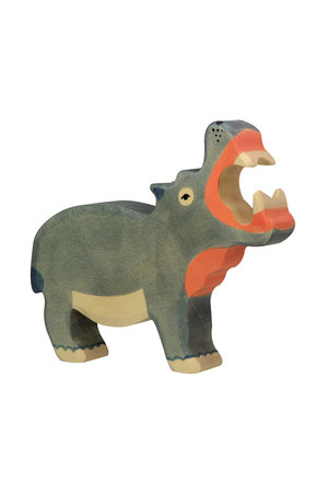 Holztiger wildernis - nijlpaard