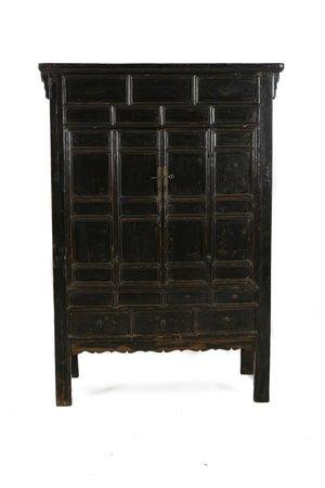 Antiek Shanxi kabinet - °+-1850