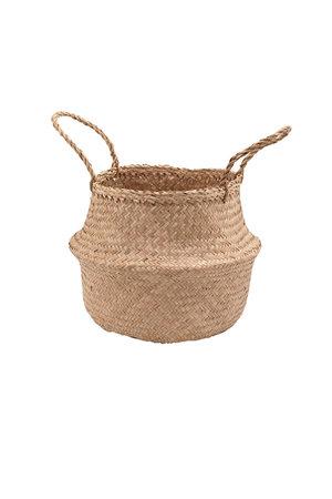 Rice basket natural