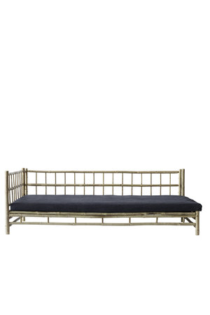 Tine K Home Bamboo lounge bed with phantom mattress, right