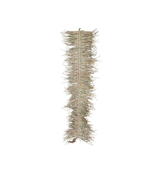 Zeegras decoratie 100 cm - naturel