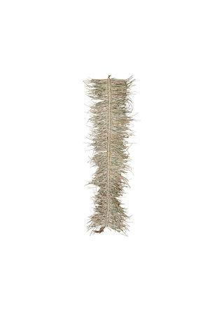 Tine K Home Zeegras decoratie 200 cm - naturel