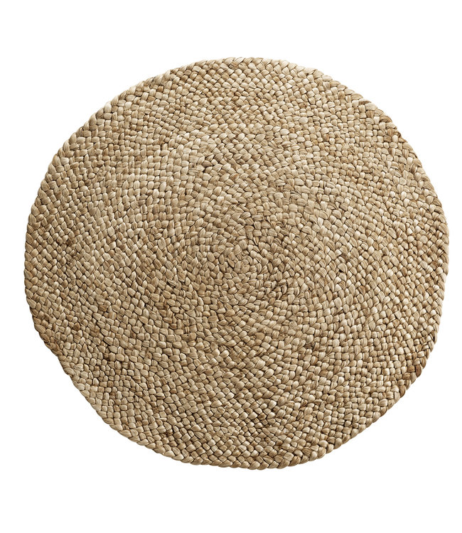 Jute tapijt rond - naturel, verschillende maten
