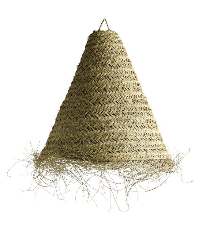 Tine K Home Zeegras hanglamp conisch