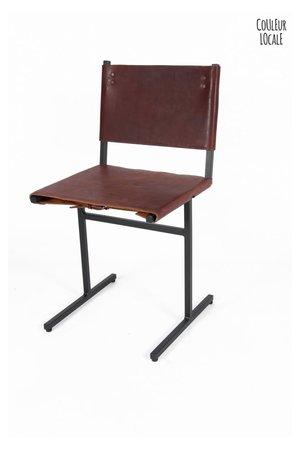 WDSTCK Memento chair - brown