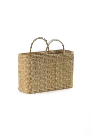 Couleur Locale Shopper Mitchi wit - Marokko