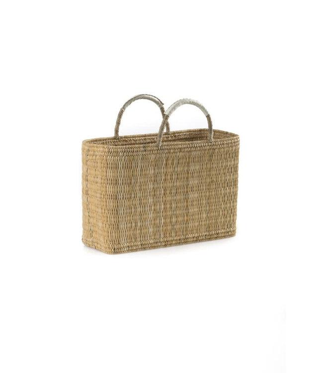 Shopper Mitchi wit - Marokko