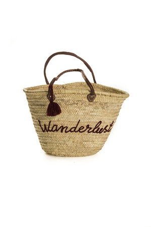 Couleur Locale Shopper 'wanderlust'