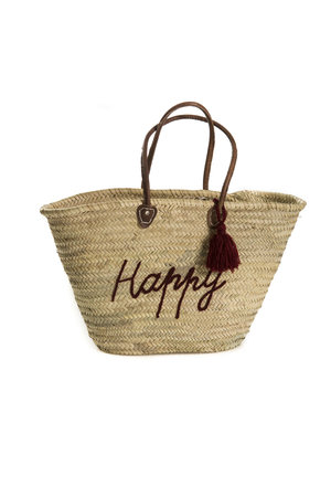 Couleur Locale Shopper 'happy'