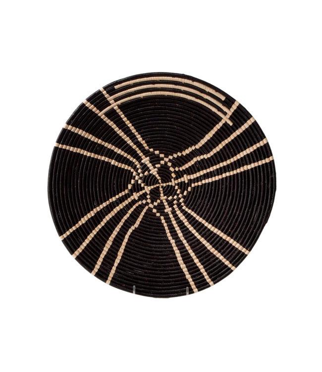 Sanaa raffia plate II