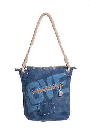 Ali Lamu Shoulder bag double zip #1