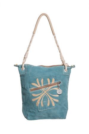 Ali Lamu Shoulder bag double zip #2