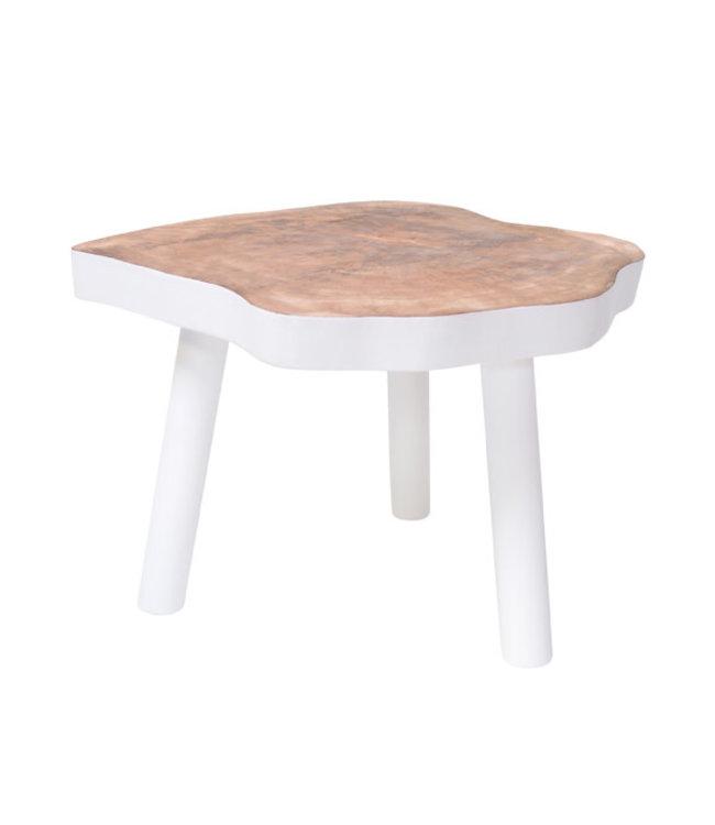 Tree table - white