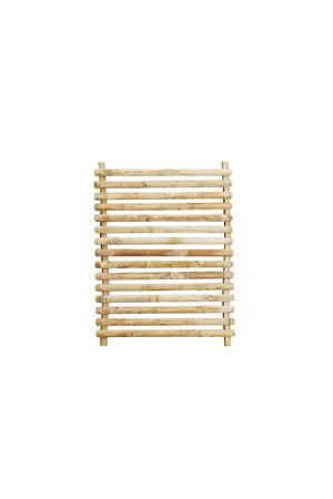 Tine K Home Bamboe muurhanger deco S - naturel