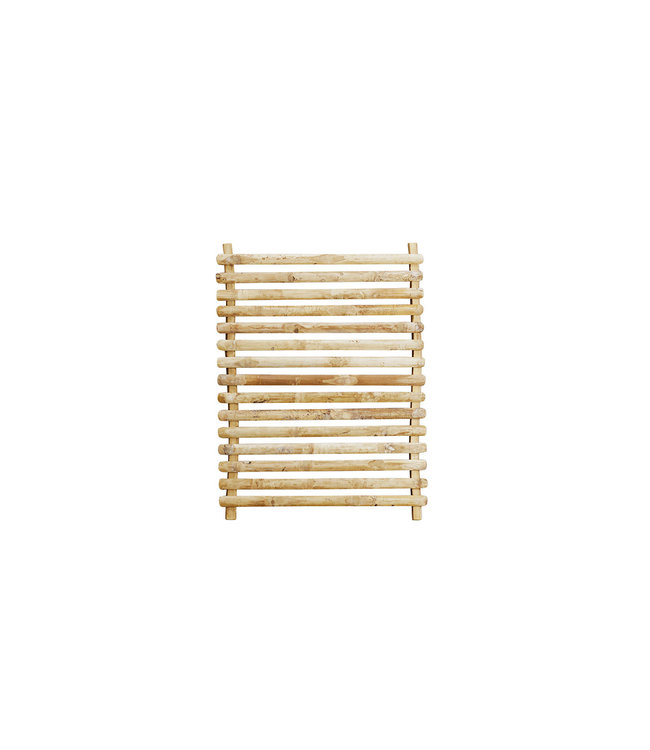 Tine K Home Bamboo wall hanger deco S - natural