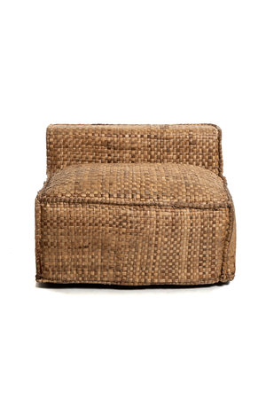 Lounge poef waterhyacint