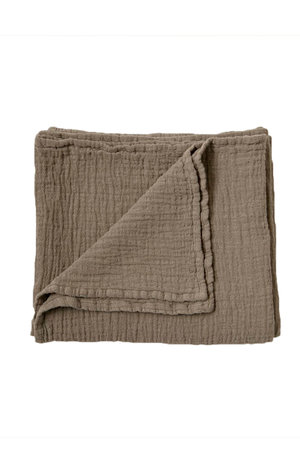 garbo&friends Geranium muslin swaddle blanket