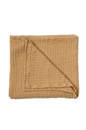 garbo&friends Straw muslin swaddle doek