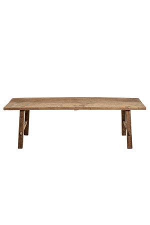 Bench teak wood