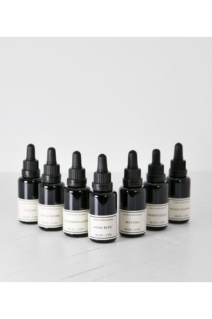 Refill bottle parfum for pot pourri - Black Uddu - 15ml