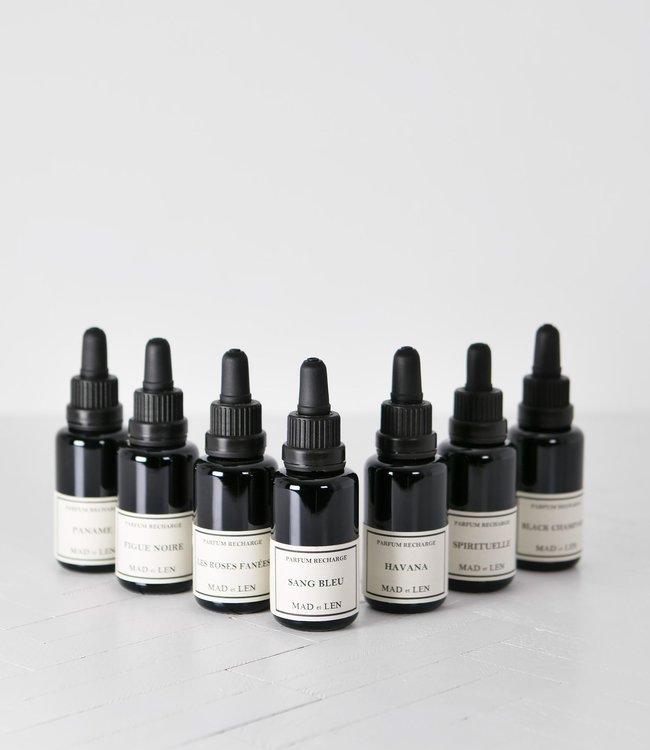Parfum for pot pourri - Terre Noir - 15ml