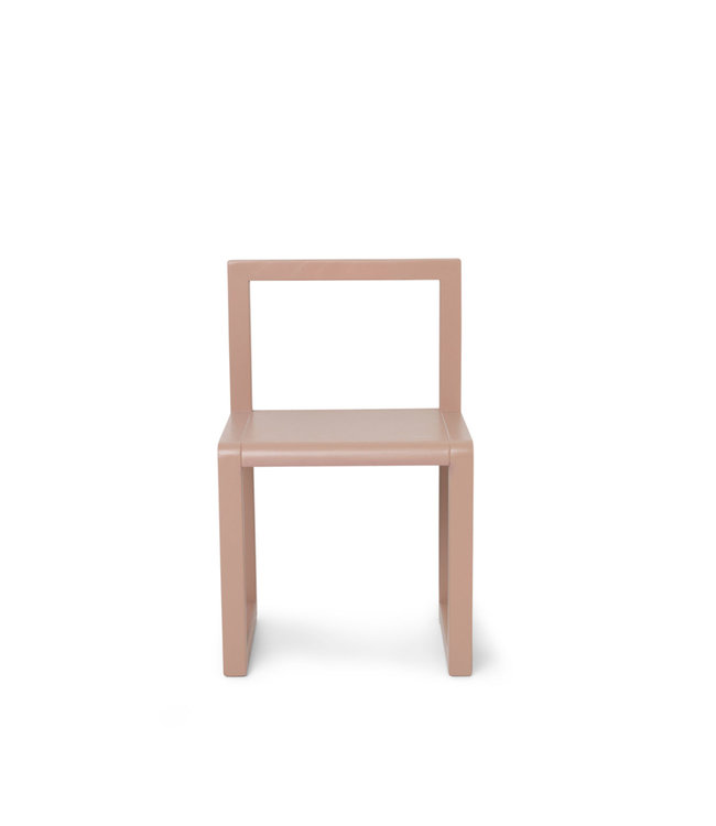 Little architect chair - rose