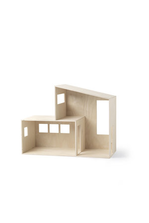 Ferm Living Miniature 'Funkis' dollhouse - small
