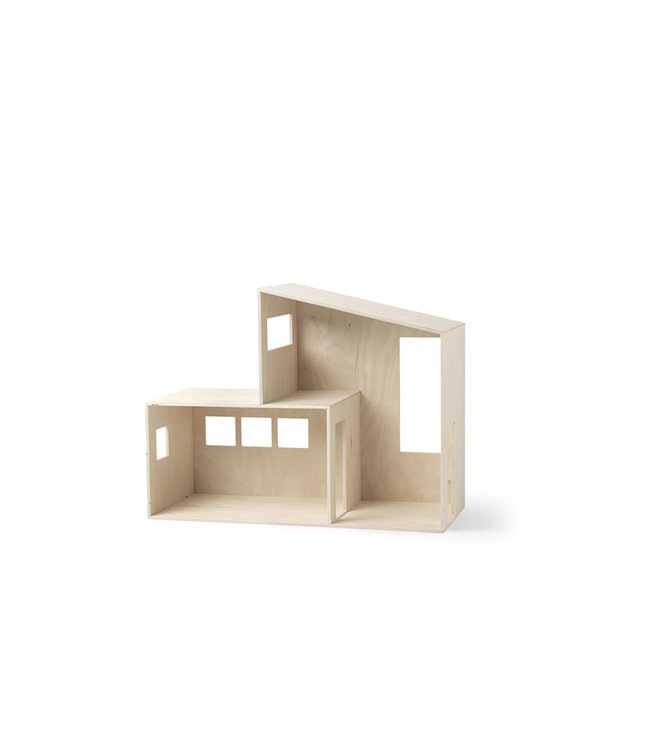 Miniature 'Funkis' dollhouse - small