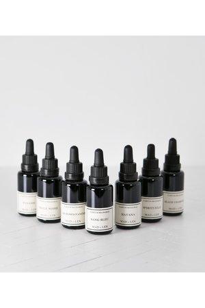Refill bottle parfum for pot pourri - Fique Noire - 15ml