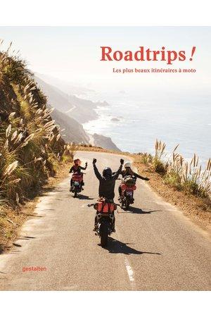 Roadtrips! Les plus beaux itinéraires à moto