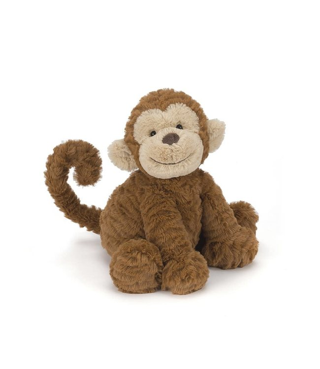 Jellycat Limited Fuddlewuddle monkey