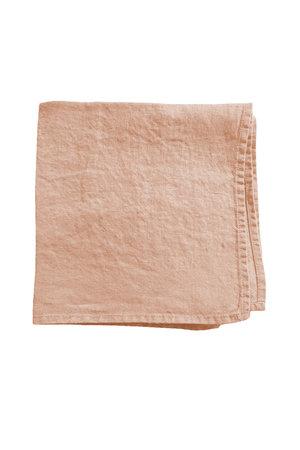 Linge Particulier Servet linnen - copper