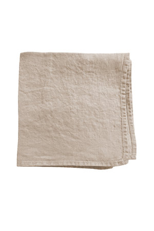 Linge Particulier Napkin linen - sand