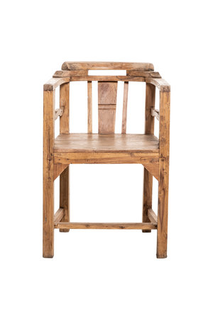 Old dining chair - teak
