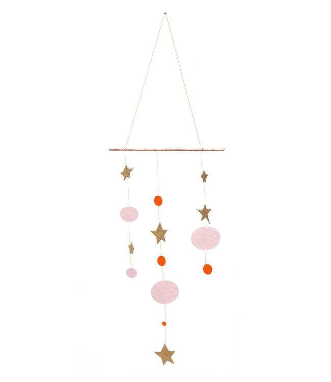 Mobiel starlight roze