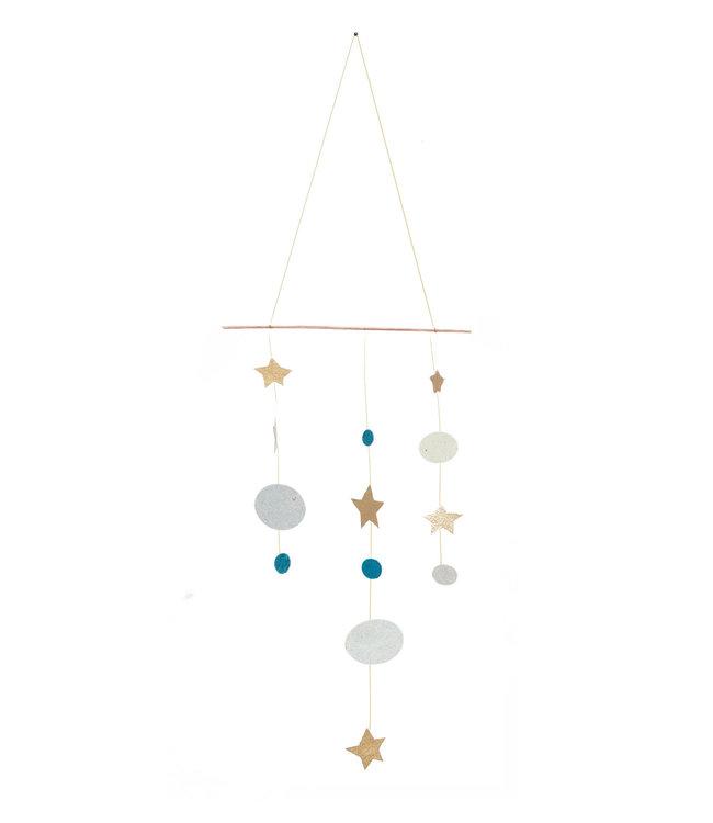 Mobiel starlight blauw
