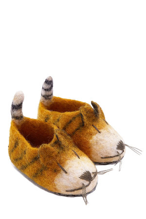 Pantoffel tijger