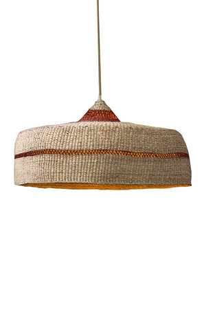 Hanglamp 'deeply' - naturel/ginger