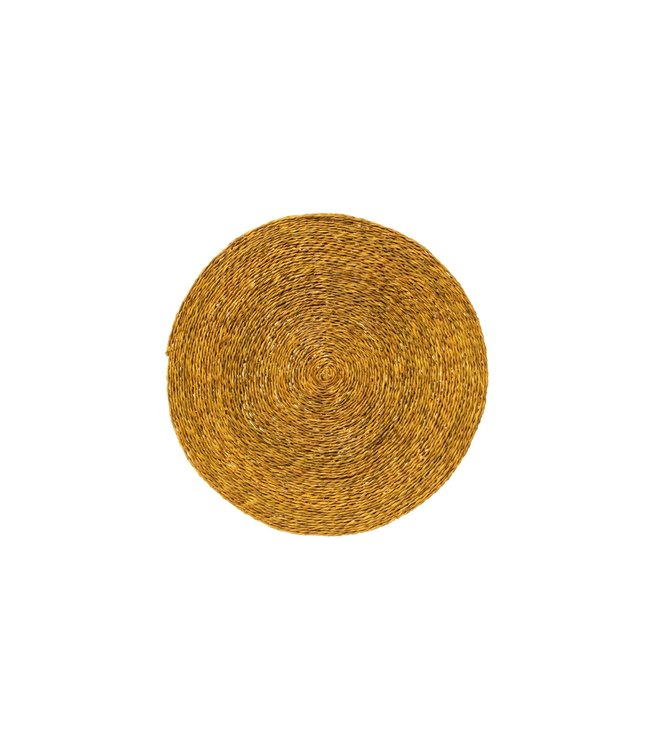 Placemat Swaziland - mustard