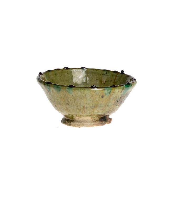 Tamegroute bowl  - lichtgroen