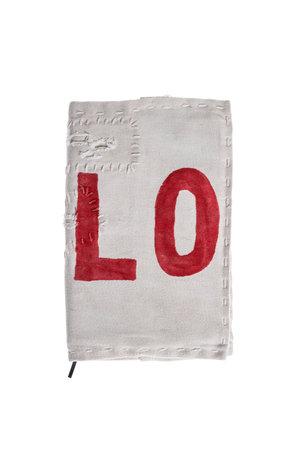 Ali Lamu Ali Lamu notebook - red love