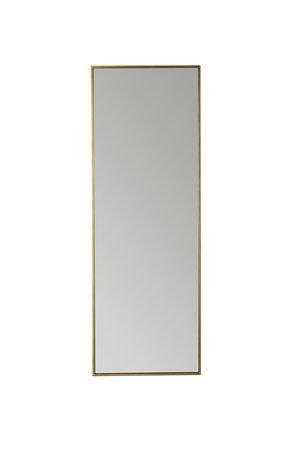 Tine K Home Spiegel metalen frame 170cm - honey/gold