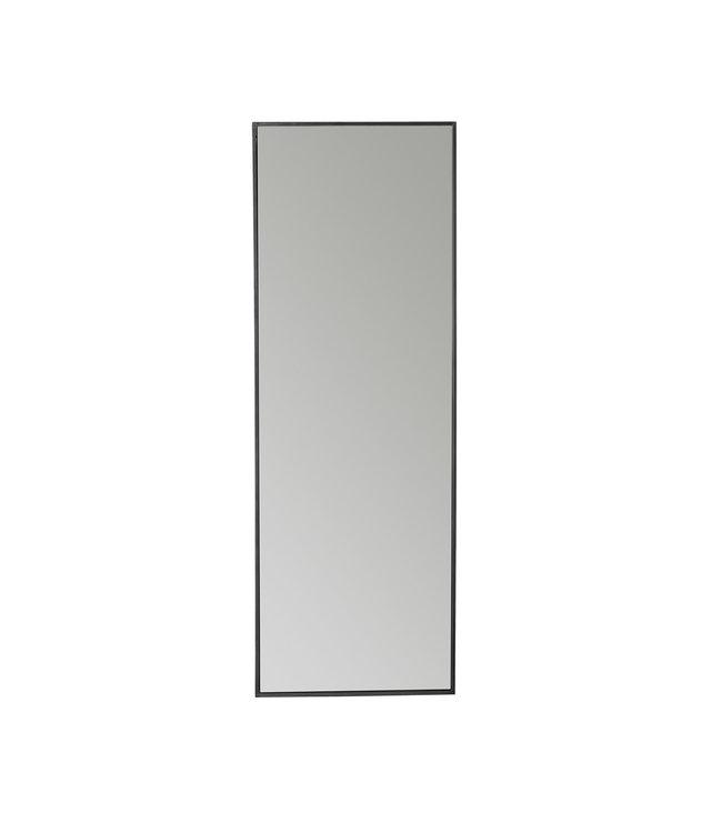 Tine K Home Spiegel metalen frame 170cm - zwart